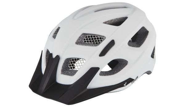 "Cube Rad Helm ""Tour"" white Gr. M"
